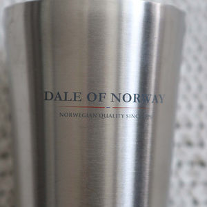 NWOT Dale Of Norway 16 oz insulated tumbler RARE